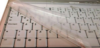 "Universal Laptop Notebook Cover Fits Laptops with Screens up to 15.4"" - Protection from Dust, Dirt, Liquids, Spills..."