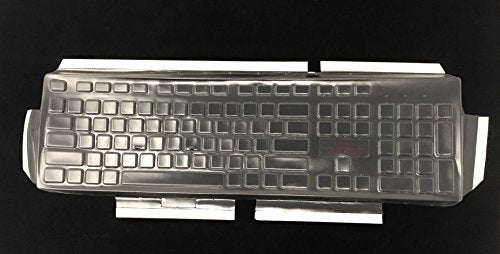 Keyboard COVER Compatible with Dell KB216 - KB216T - KB216P - Part# 04H105