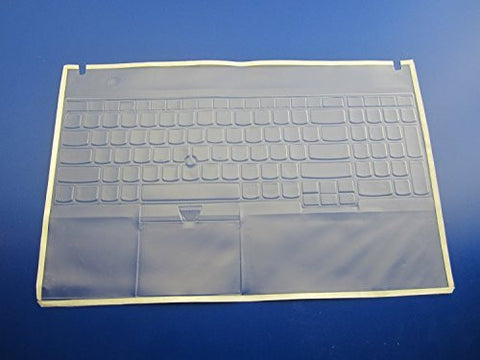 Viziflex Keyboard Cover designed for Lenovo E530 Laptop