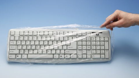 Viziflex Disposable Skin for Keyboard, Quantity 100 pieces