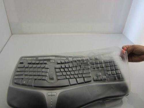 Viziflex's formfitting keyboard cover for Microsoft 4000