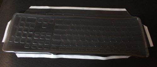 Keyboard Cover for Dell KB213P Keyboard,Keeps Out Dirt Dust Liquids and Contaminants - Keyboard not Included - Part#718G108