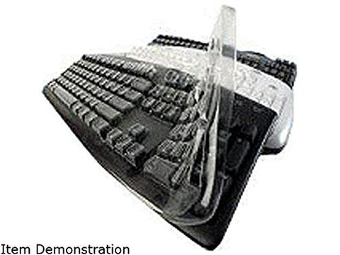 Dell KB813 Custom Keyboard Cover - Keyboard Protection - Transparant color