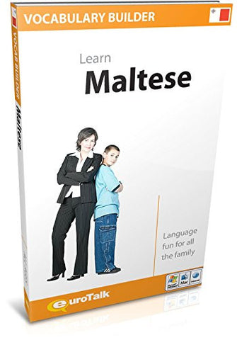 EuroTalk Interactive - Vocabulary Builder! Learn Maltese