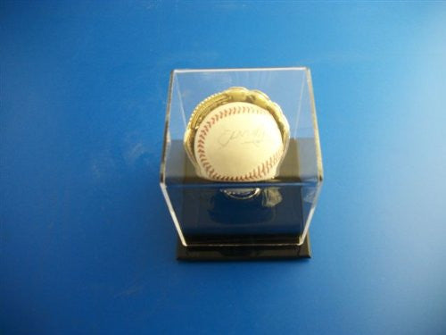 Golden Glove Ball Case - Single - Sports Memoriablia Display Case.