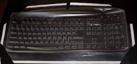 Keyboard Cover for Acekey ACK-260A Keyboard, Keeps Out Dirt Dust Liquids and Contaminants - Keyboard not Included - Part# 26E707