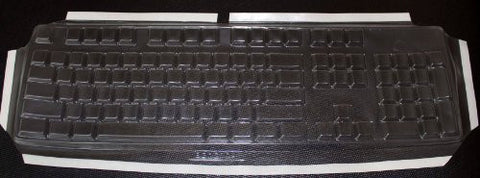 Keyboard Cover for Gyration AS04126 Keyboard, Keeps Out Dirt Dust Liquids and Contaminants - Keyboard not Included - Part# 543G86