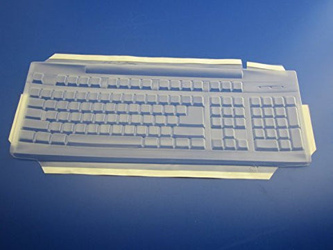 Viziflex Keyboard Cover designed for Gearhead KB2500U