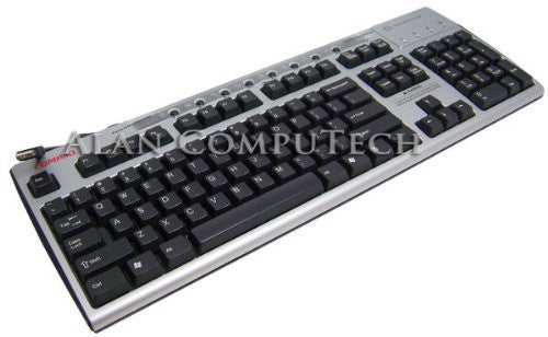 Viziflex Keyboard Cover for HP KUS0133 ,Keeps Out Dirt Dust Liquids and Contaminants - Keyboard not Included - Part#914G104