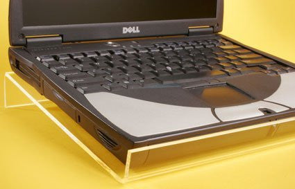 Compact Laptop Stand for Easy Typing and Comfort Ideal for Laptops, Compact Keyboards, and The Alphasmart