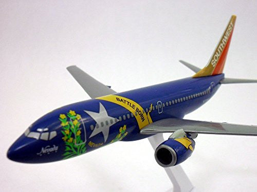 Boeing 737-700 Southwest Airlines Nevada One 1/200 Scale Model #ABO-73770H-400