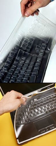 Keyboard Cover for Logitech G510 Keyboard, Keeps Out Dirt Dust Liquids and Contaminants - Keyboard not Included - Part# 545G141