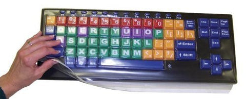 KinderBoard Keyboard Protective Seal, Polyurethane, for Use with Vision Board 2 and KinderBoard Keyboard