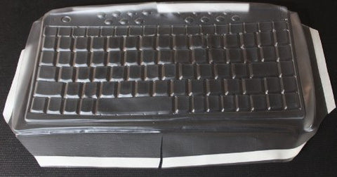 Keyboard Cover for Gyration GC15CK,Keeps Out Dirt Dust Liquids and Contaminants - Keyboard not Included - Part#833E104