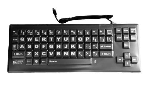 Large-Keyboard Seal without F-keys