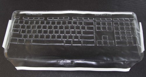 Keyboard Cover for Logitech K520 Keyboard, Keeps Out Dirt Dust Liquids and Contaminants - Keyboard not Included - Part# 546G114