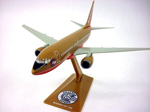 "Boeing 737-700 Southwest ""Ryan Nolan Express"" 1/200 Scale Model"