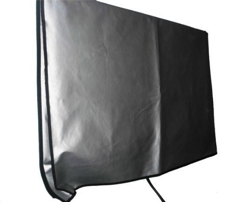 "Large Flat Screen TV's Vinyl Padded Dust Covers Ideal for Outdoor Locations Such as Restaurants, Hotels, Marinas or Poolside Locations (60"" Cover - 55"" x 4"" x 34"")"