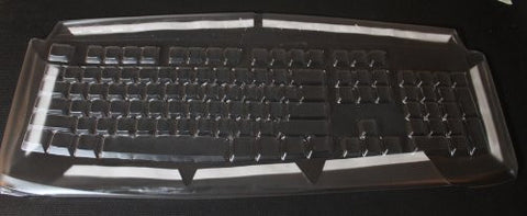 Keyboard Cover for Gyration GC15FK Keyboard,Keeps Out Dirt Dust Liquids and Contaminants - Keyboard not Included - Part#76G107