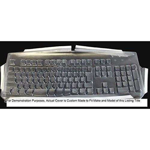 Viziflex Seels LOGITECH ILLUMINATED KEYBOARD COVER MODEL Y-UR95, 820-081268, K740 Part#209G106