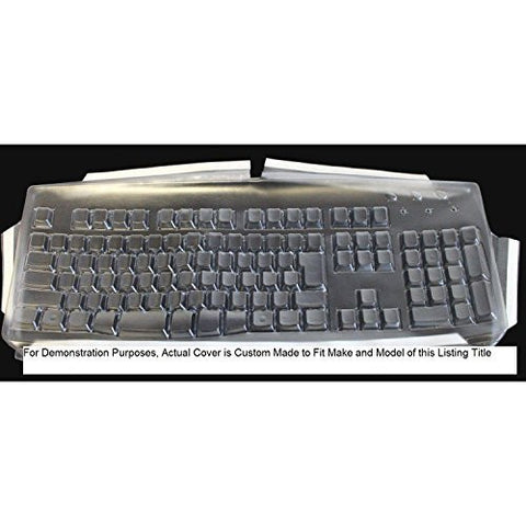 Viziflex Keyboard Cover For Maxell Large Print Keyboard 191045
