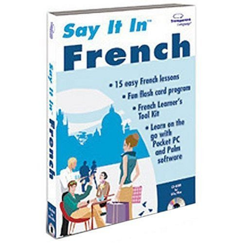 Say It In French (PC & Mac)