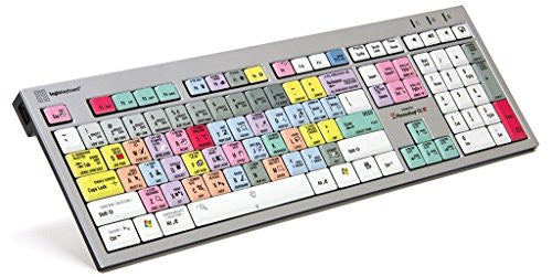 Adobe Photoshop CC - Slim Line Keyboard -LKBU-PHOTOCC-AJPU-US