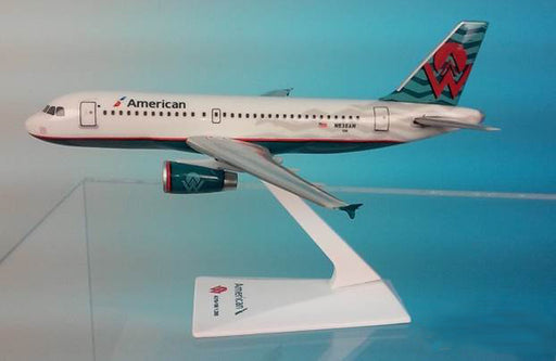 American/America West A319-100 Airplane Miniature Model Diecast 1:200  Part# AAB-31900H-012