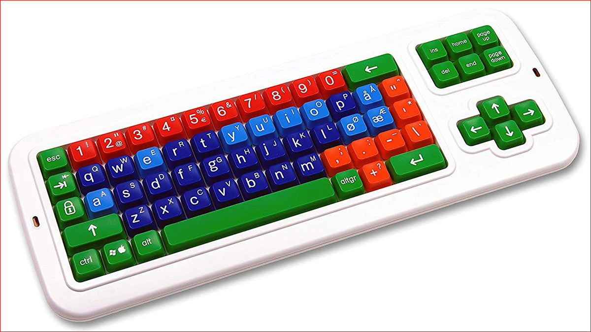 International large Print Mechanical Keyboards