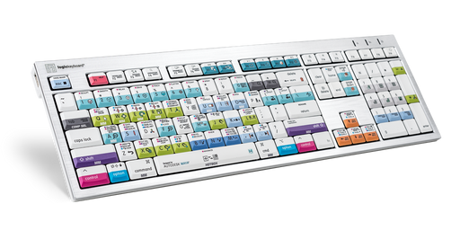 LogicKeyboard Autodesk Maya ALBA Compatible with Mac Pro US - Part LKB-Maya-CWMU-US