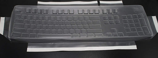 PROTECTCOVERS Keyboard Skin for HP SK-2015 Keyboard US Layout Keyboard Cover with Double Sided Tape for Permanent Protection and Secure Fitting.