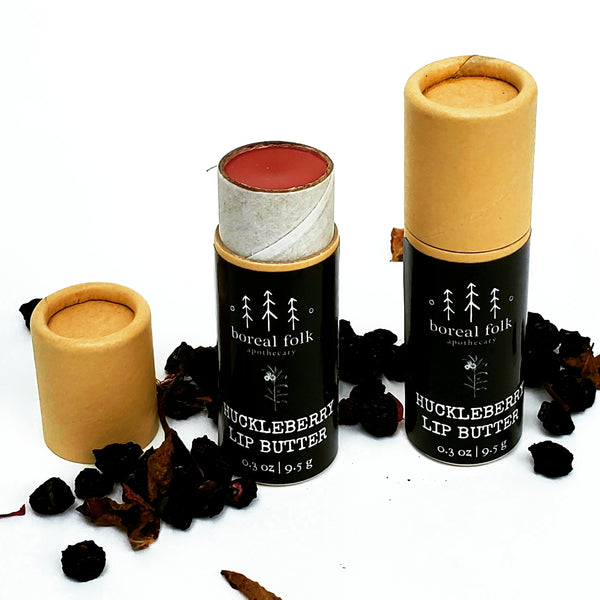 Huckleberry Lip Butter