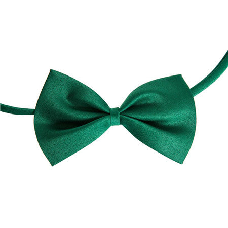 15 Candy colors  Fashion Cute Pet Bow Tie Necktie