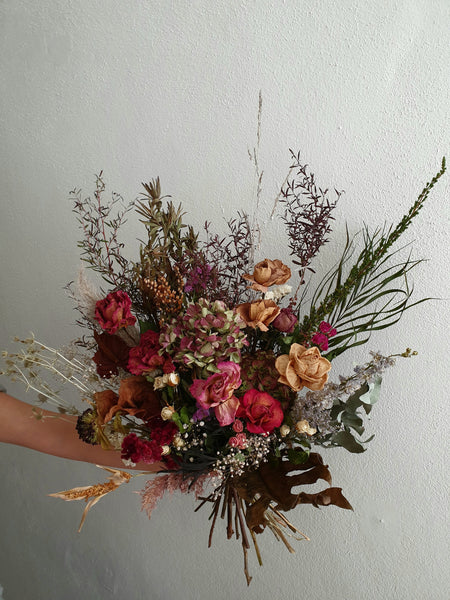 Dried Blooms