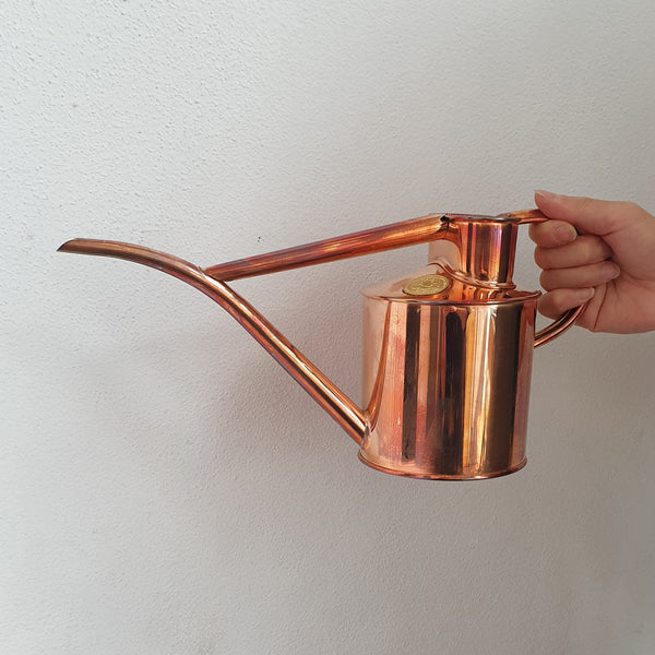 Haws Copper Watering Can 2 pint