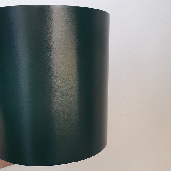Metal Cover Pot Medium - Forrest Green