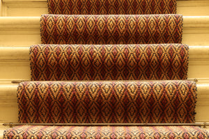 Traditional Stair Runners: Which Fabric Is Best For Your Home?
