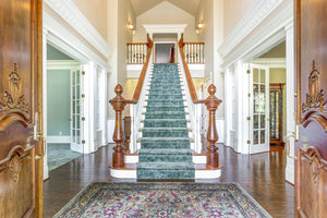 Benefits of Installing Traditional Stair Runners