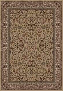 Concord Global Trading Area Rugs 5.3 x 7.7 Rect Persian Classics 2021 Gold Stair Runner and Area Rugs  Poly Turkey