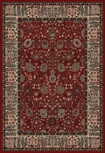 Concord Global Trading Area Rugs 9.3 x 12.10 Rect Persian Classics 2050 Red Stair Runner and Area Rugs  Poly Turkey