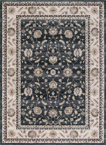 Concord Global Trading Area Rugs Kashan Green Area Rugs 2825 By Concord Global in 6 Sizes