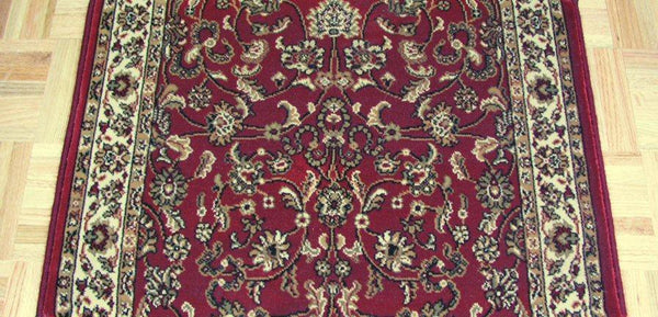 Concord Global Trading Area Rugs Persian Classics 2020 Red Stair Runner and Area Rugs  Poly Turkey