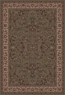 Concord Global Trading Area Rugs Persian Classics 2025 Green Stair Runner and Area Rugs  Poly Turkey