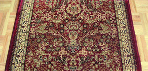 Concord Global Trading Area Rugs Persian Classics 2090 Red Stair Runner and Area Rugs  Poly Turkey