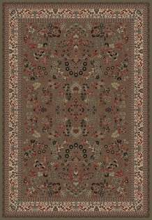 Persian Classics 2095 Green Stair Runner and Area Rugs