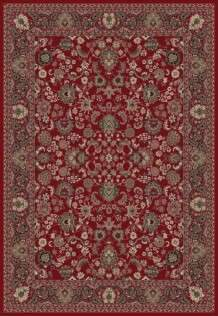 Concord Global Trading Area Rugs Persian Classics 2100 Red Stair Runner and Area Rugs  Poly Turkey