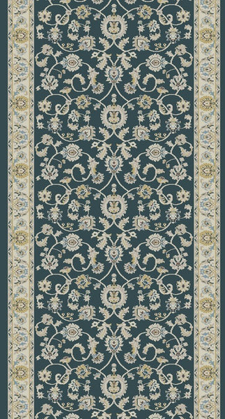 Provincia Green Stair Runners 2815 By Rug Depot 8 Sizes Nashua