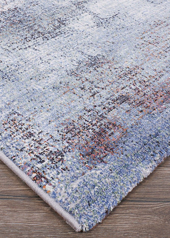 Couristan Area Rugs Easton Area Rug 6365-5626 Blue in 43 Sizes and Unique Shapes