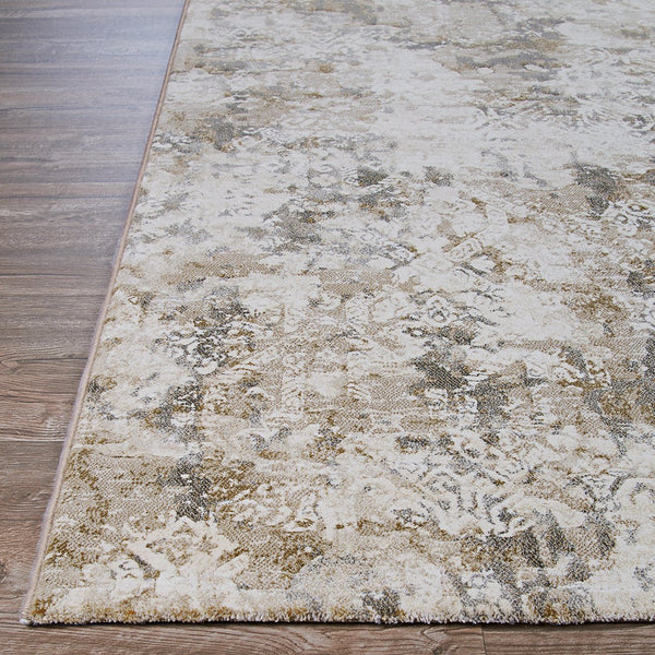 Couristan Area Rugs Easton Area Rugs 6437-6575 Beige in 43 Sizes and Unique Shapes