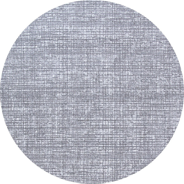 Round Couristan Area Rugs Nomad Area Rugs By Couristan 2611-6242 Stone Poly Made In Belgium